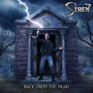 Siren: Back From The Dead - Cover