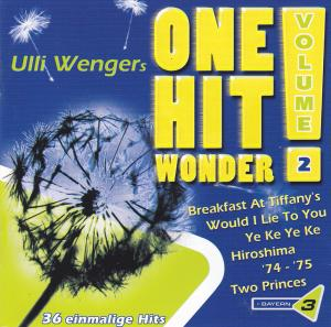 Ulli Wengers One Hit Wonder Vol. 02 - Cover