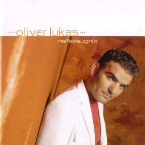 Cover - Oliver Lukas: Reifezeugnis