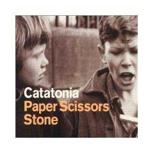 Catatonia: Paper Scissors Stone - Cover