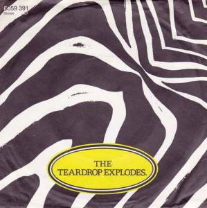 Cover - Teardrop Explodes, The: Reward