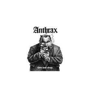 Cover - Anthrax: One Last Drop.