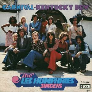 The Les Humphries Singers: Carnival - Cover
