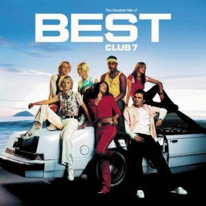 Cover - S Club 7: Best - The Greatest Hits Of S Club 7