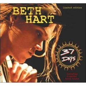 Beth Hart: 37 Days - Cover