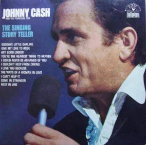 Cover - Johnny Cash And The Tennessee Two: Singing Story Teller, The