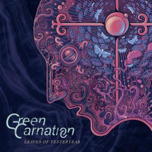 Green Carnation: Leaves Of Yesteryear - Cover