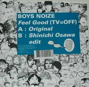 Cover - Boys Noize: Feel Good (TV=Off)