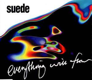 Suede: Everything Will Flow - Cover