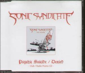 Cover - Sonic Syndicate: Psychic Suicide / Denied