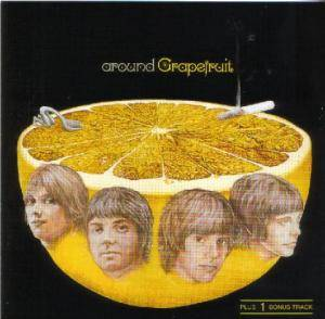 Cover - Grapefruit: Around