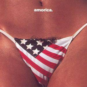 The Black Crowes: Amorica. - Cover