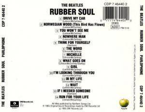 The Beatles: Rubber Soul (CD) - Bild 2