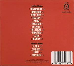 """Farin Urlaub Racing Team: Die Wahrheit Übers Lügen (CD + 3""""-CD) - Bild 2"""
