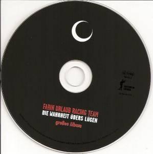 """Farin Urlaub Racing Team: Die Wahrheit Übers Lügen (CD + 3""""-CD) - Bild 3"""