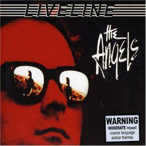 The Angels: Liveline - Cover