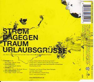 Die Toten Hosen: Strom (Single-CD) - Bild 3