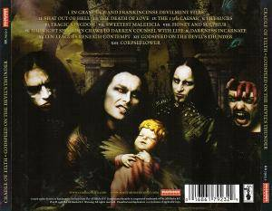 Cradle Of Filth: Godspeed On The Devil's Thunder: The Life And Crimes Of Gilles De Rais (CD) - Bild 4