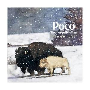 Poco: Forgotten Trail (1969-74), The - Cover