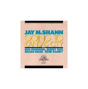 Cover - Jay McShann: Going To Kansas City