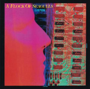 A Flock Of Seagulls: Listen - Cover
