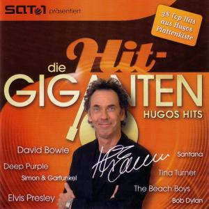 Hit-Giganten - Hugos Hits, Die - Cover