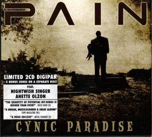 Pain: Cynic Paradise - Cover