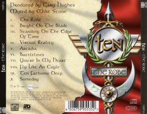 TEN: The Robe (CD) - Bild 3