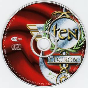 TEN: The Robe (CD) - Bild 4
