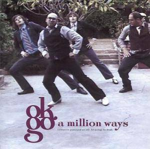 Cover - OK Go: Million Ways, A