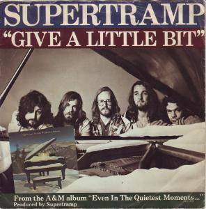 Supertramp: Give A Little Bit - Cover