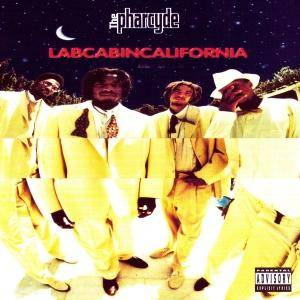 Cover - Pharcyde, The: Labcabincalifornia