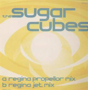 The Sugarcubes: Regina - Cover