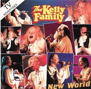 The Kelly Family: New World - Cover