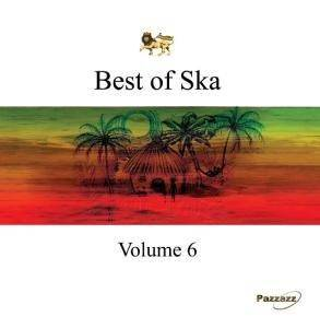 Cover - Blues Busters, The: Best Of Ska Vol. 6