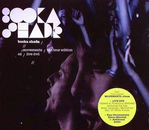 Cover - Booka Shade: Movements