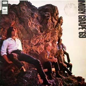 Moby Grape: Moby Grape '69 - Cover