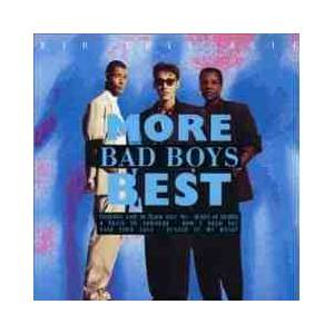 Bad Boys Blue: More Bad Boys Best - Cover