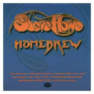 Cover - Steve Howe: Homebrew