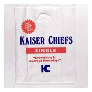 Kaiser Chiefs: Everything Is Average Nowadays - Cover
