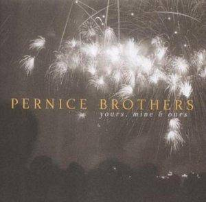 Cover - Pernice Brothers, The: Yours, Mine & Ours