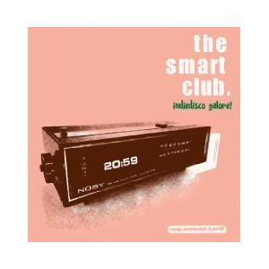 Smart Club. Indie Disco Galore!, The - Cover