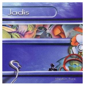 Cover - Jadis: Medium Rare