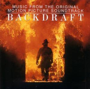 Cover - Hans Zimmer: Backdraft