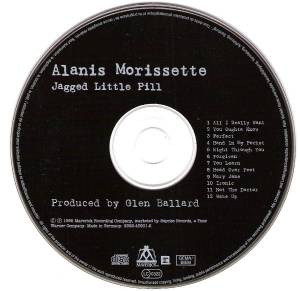 Alanis Morissette: Jagged Little Pill (CD) - Bild 3