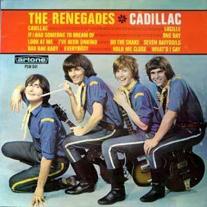 Cover - Renegades, The: Cadillac