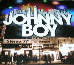 Johnny Boy: Johnny Boy - Cover