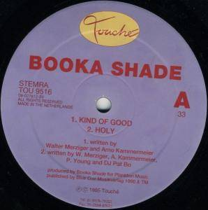 Cover - Booka Shade: Kind Of Good