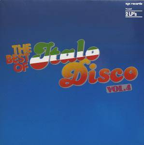 Cover - Digital Game: Best Of Italo Disco Vol. 04, The