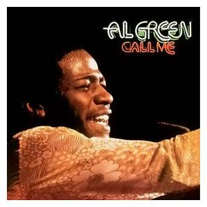 Cover - Al Green: Call Me